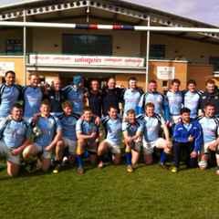 1st Team v Doncaster Phoenix - 23rd April 2016