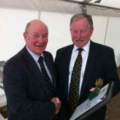 Alnwick's Owen Jackson Receives Northumberland County Award