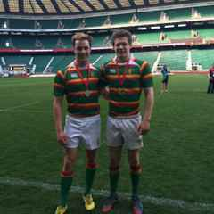 Hamish and Callum Burn Play for County Under 20's