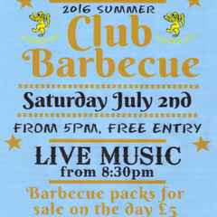 Alnwick RFC Summer Barbecue