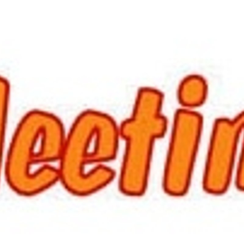 Open Meeting in Clubhouse Thursday 20th October at 8pm