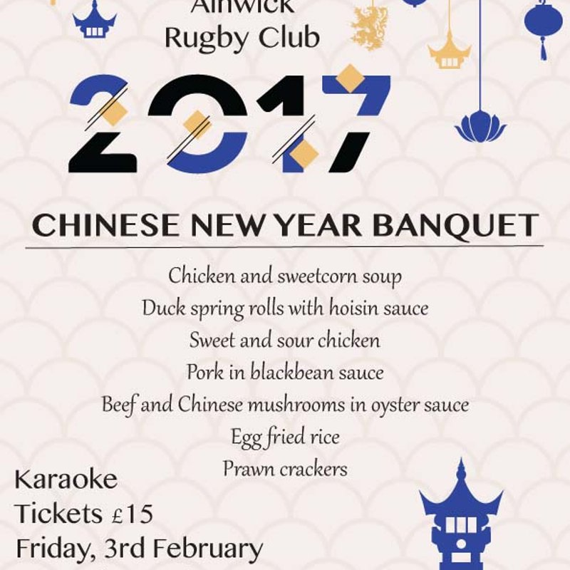 Chinese New Year Banquet