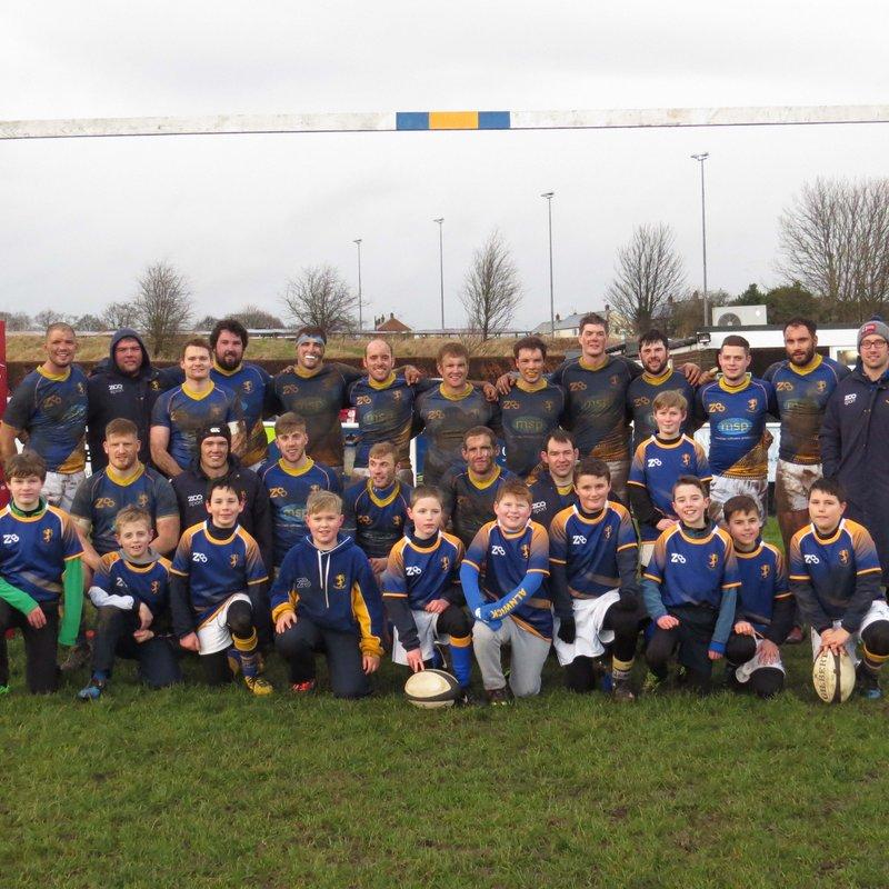 u12s Help First Team Win Against Durham City