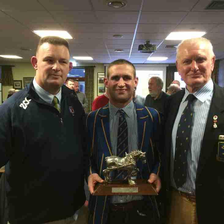 Alnwick Retain the Brett Fuel Trophy