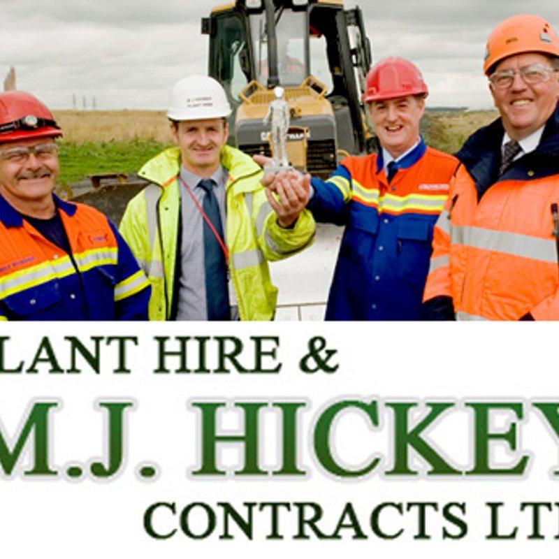 M. J. Hickey to Sponsor Huddersfield YMCA Match