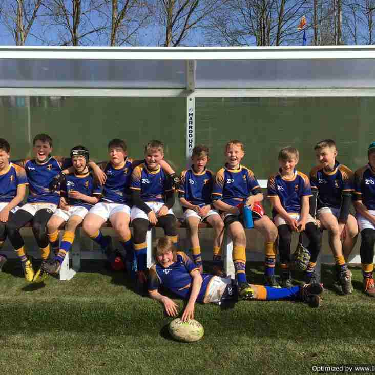U11's take on top North of England Teams