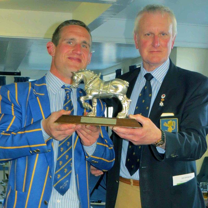 Alnwick Retain the Brett Fuel Trophy in County Cup Final
