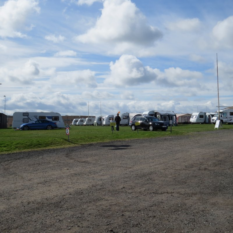 ALNWICK RUGBY CARAVANS & TENTS 2018 FEES PER NIGHT