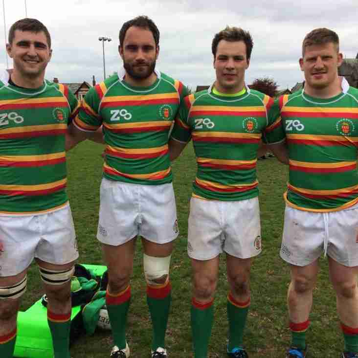Northumberland County Select Four Alnwick Players