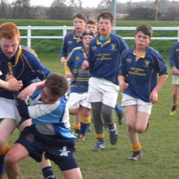 Alnwick RFC Boys Under 13's are Recruiting!