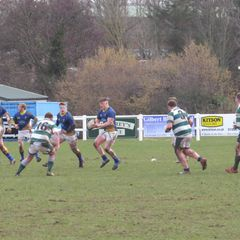 1st Team V Penrith 17th March 2018