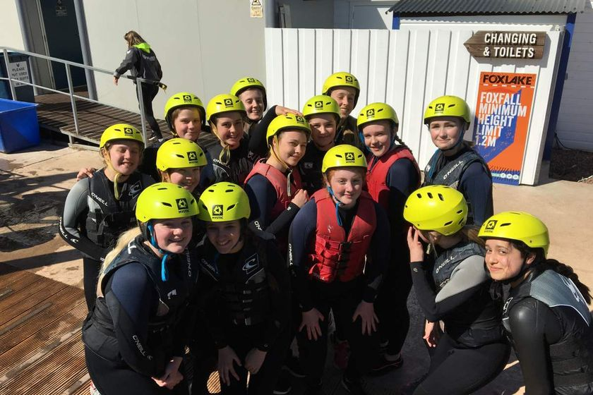 U15's Girls Great Scottish Tour