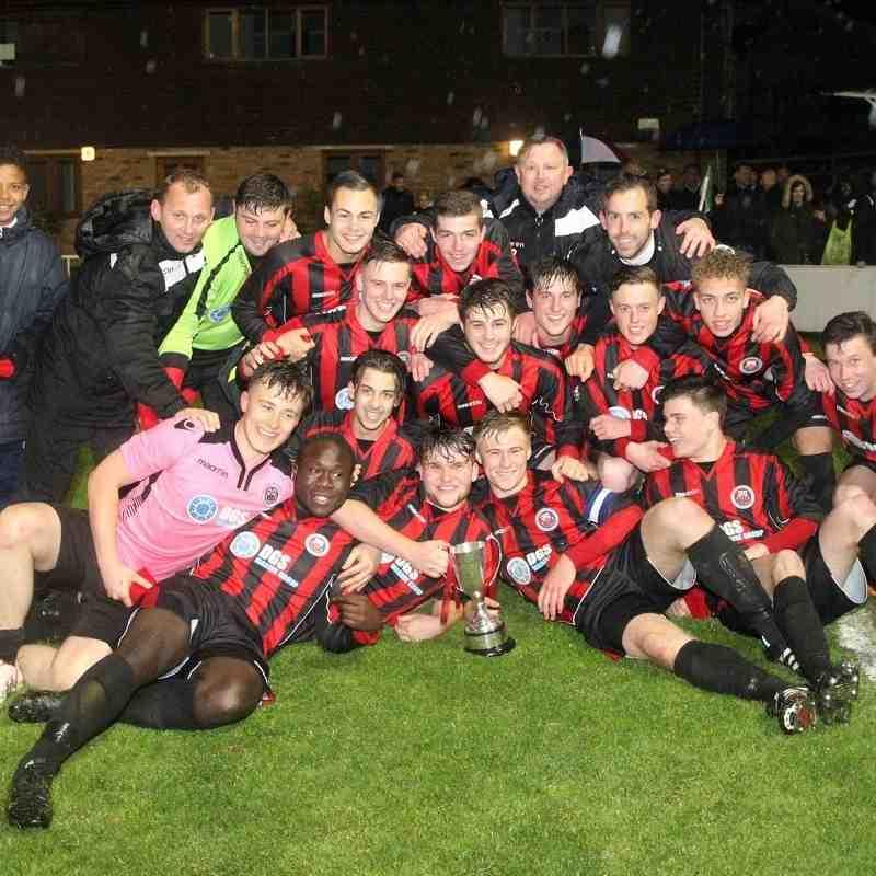 John Ullmann  Cup Winners