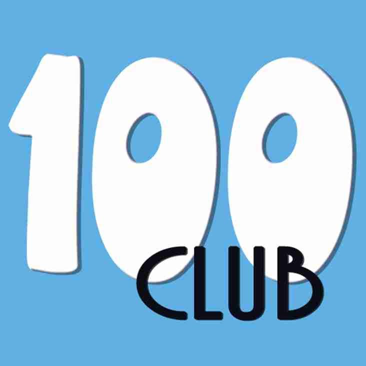 October 100 Club Winners