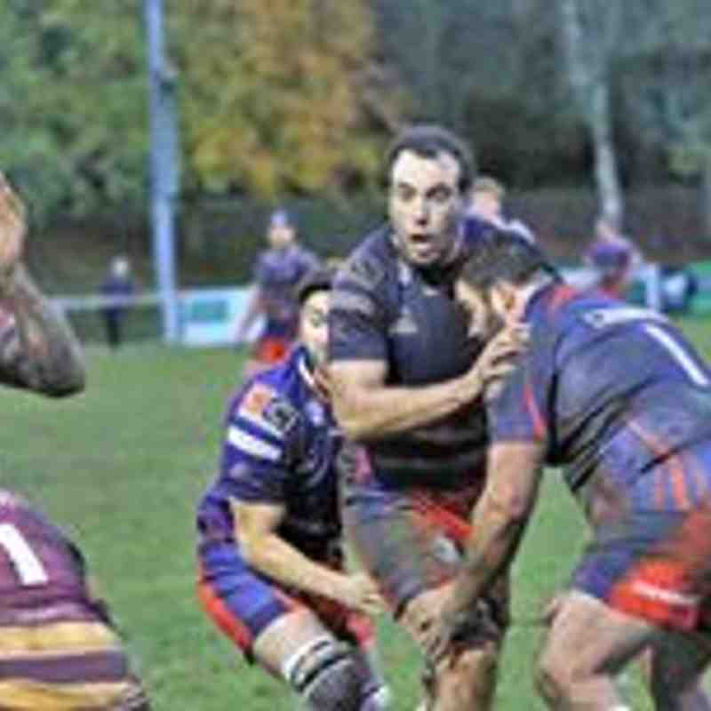 Chester vs Sedgley Park 11/11/17