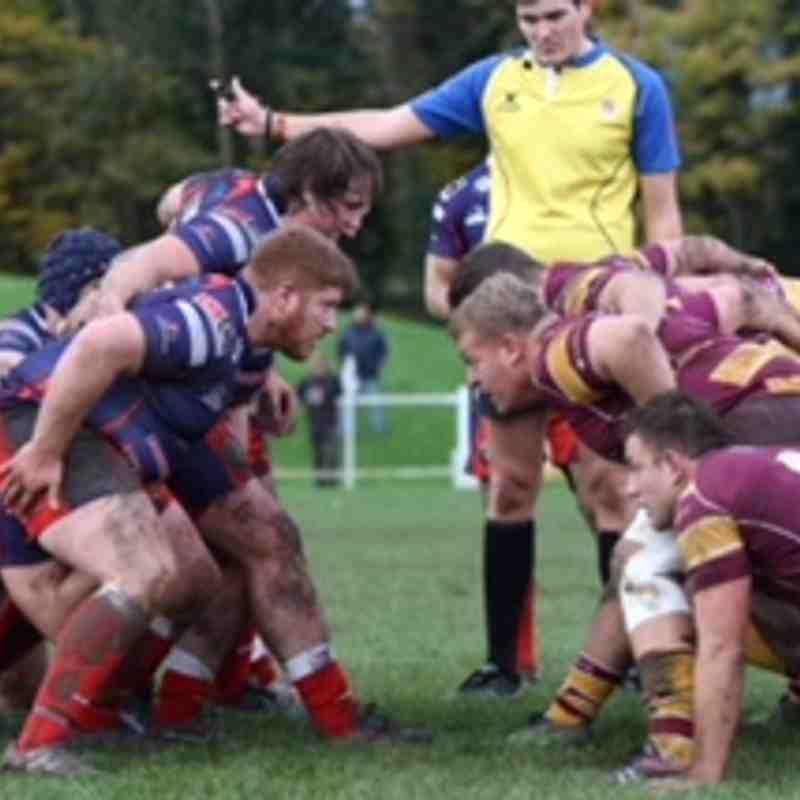 Chester vs Sedgley Park 11/11/17