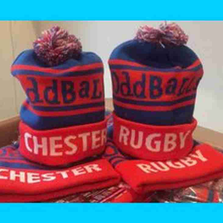 Oddballs Chester Rugby Obble Hats