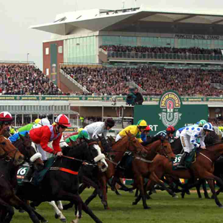 M&J Fundraising - 2 tickets for Aintree ladies day April 13th
