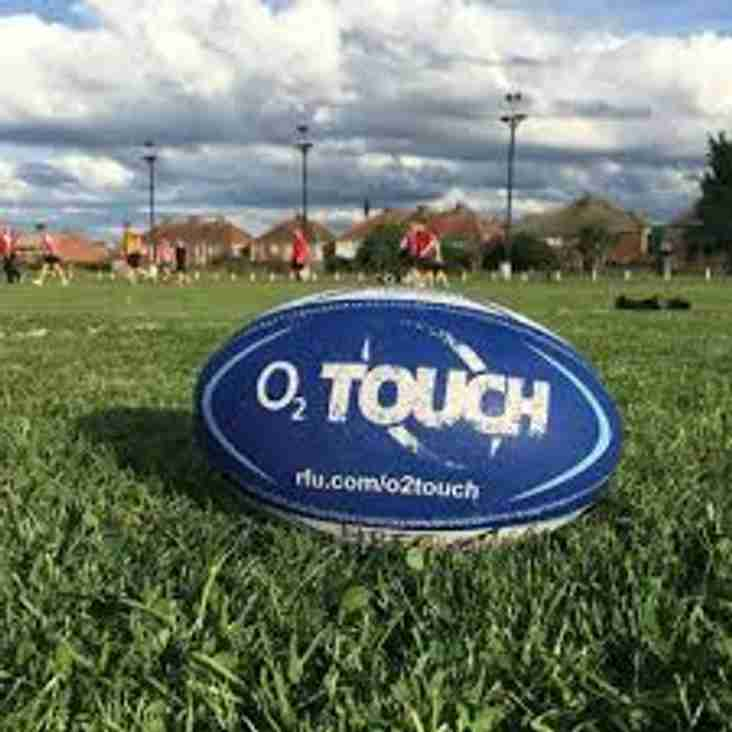 Chester Touch Rugby Summer League