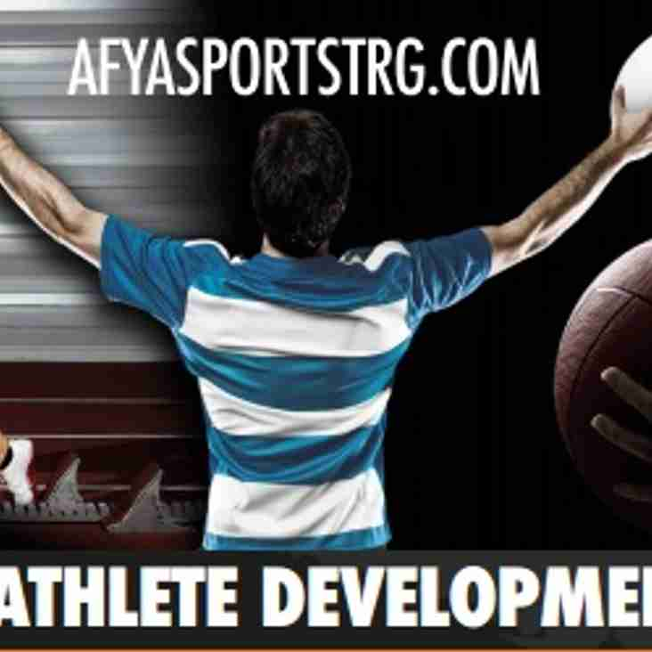 AFYA Sports latest Athlete Development Workshop
