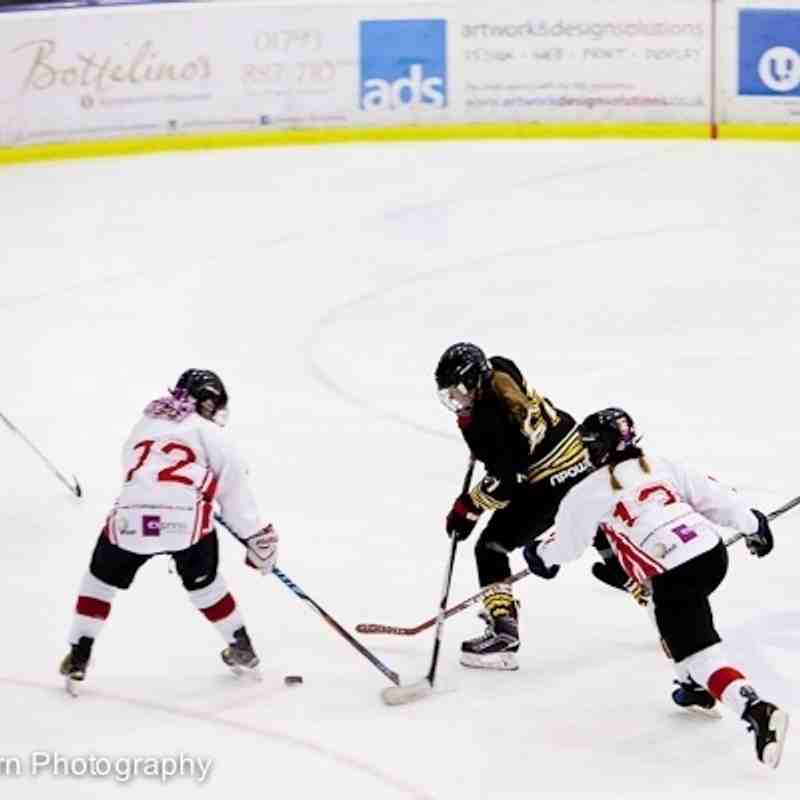 Swindon v Ice Bees 09.10.16