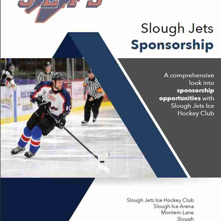 Slough Jets Sponsorship Packages