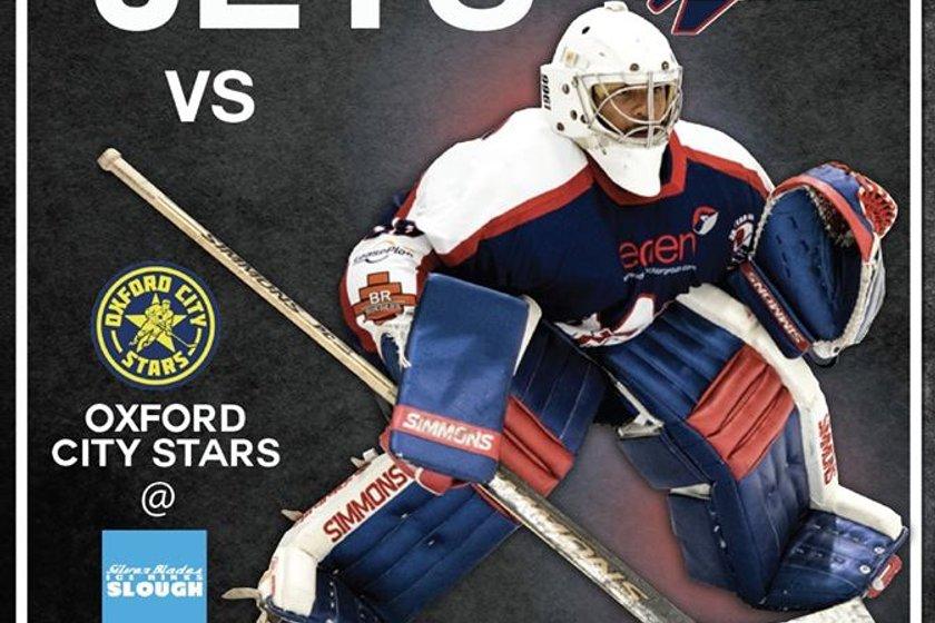 Slough Jets v Oxford City Stars