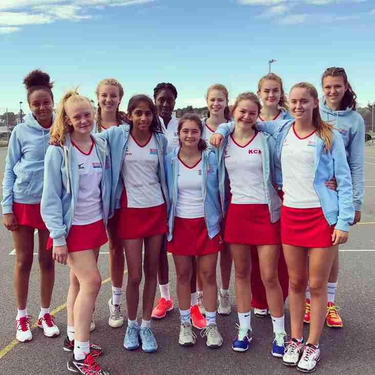 U16s qualify for London & SE Regional League