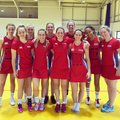 Telstars vs. Kent County Netball Club
