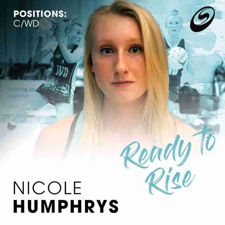 Nicole signs for Surrey Storm