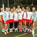 Beacons vs. Kent County Netball Club