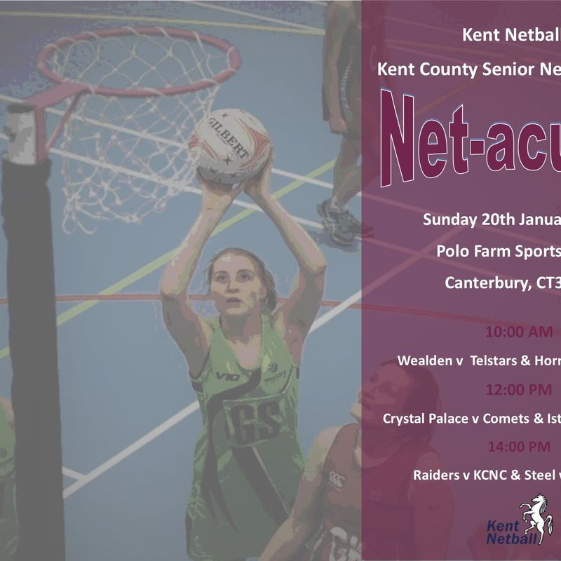 "County League ""Netacular"""