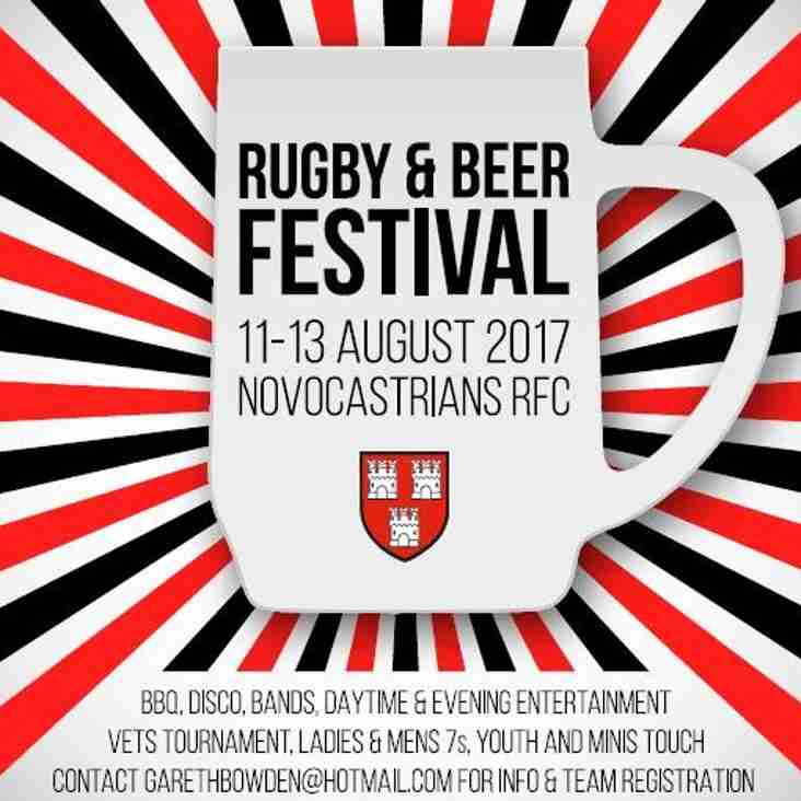 Beer and Rugby Festival