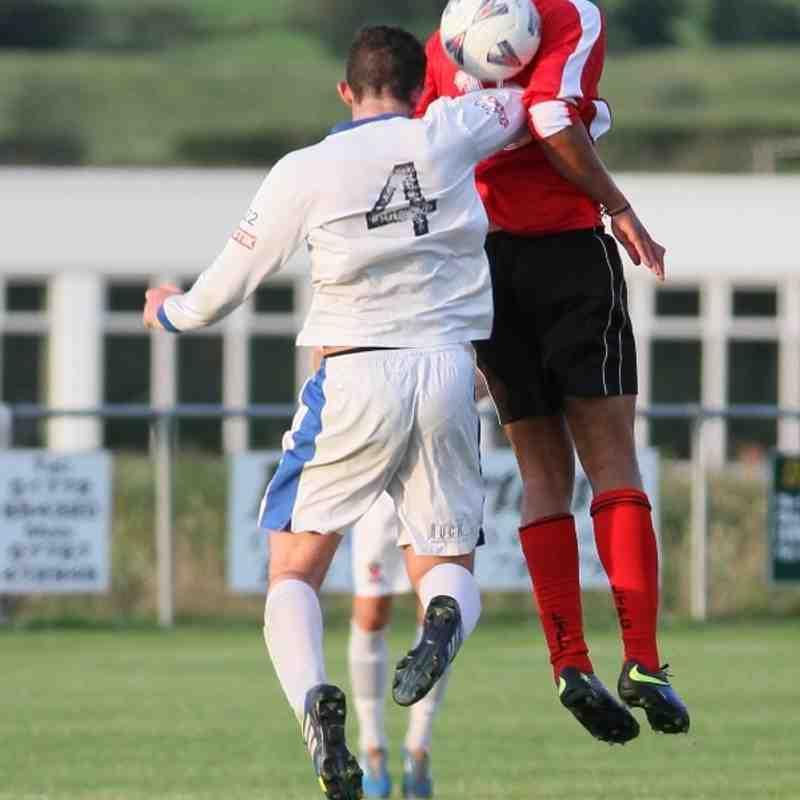 Longridge Town vs AFC Fylde