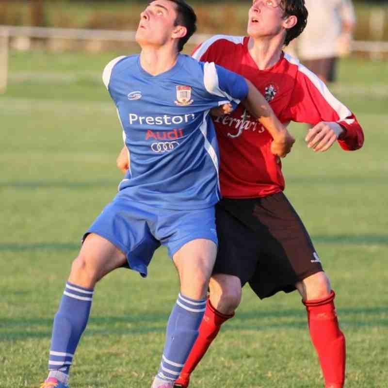 Longridge Town vs Squires Gate