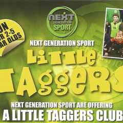 NGS Little Taggers - 2-5yrs - Wednesday Morning @ Rushden and Higham RFC