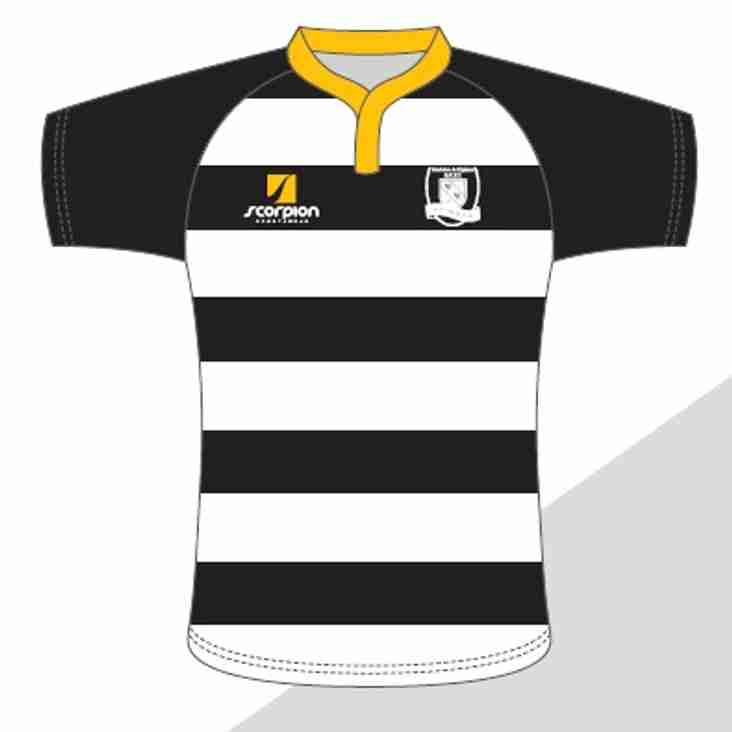 Club Kit Now Available Over The Bar!!
