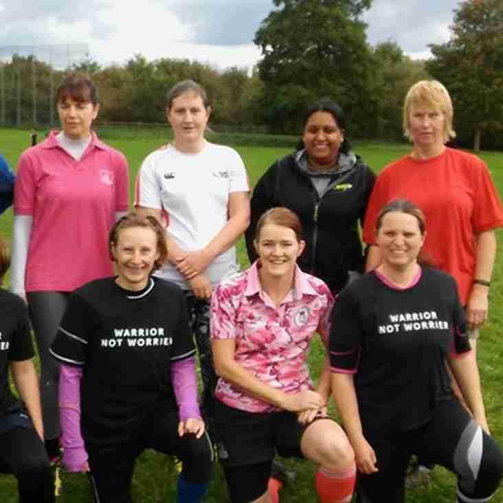 Ladies Rugby Returns