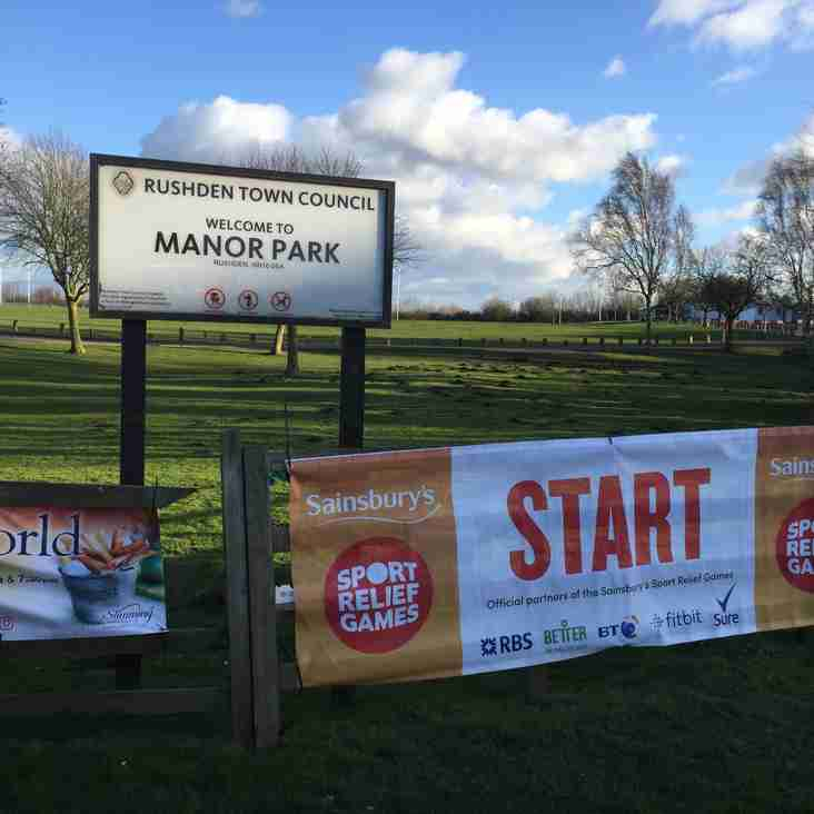 Sport Relief Mile Postponed
