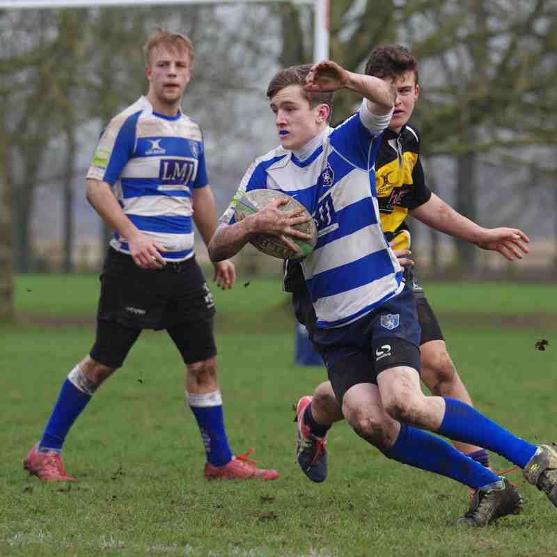 Colts vs Uckfield - 12 March 2017
