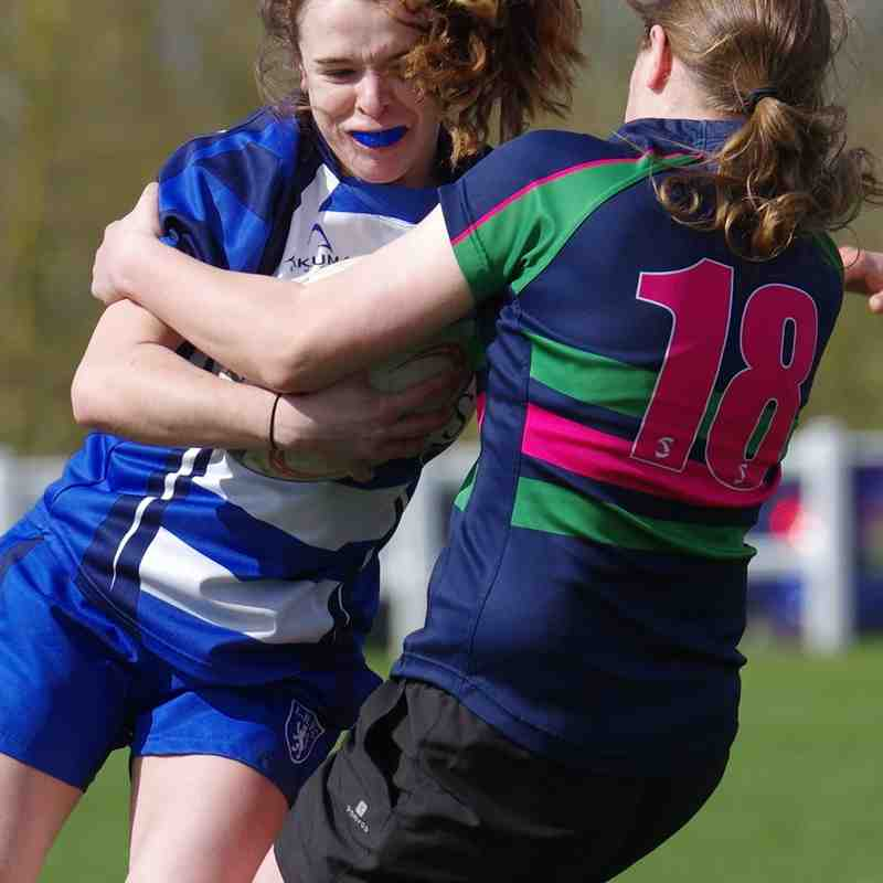 Ladies beat Reading Abbey in RFC National Junior Cup - 1 April 2017 (Part 2)
