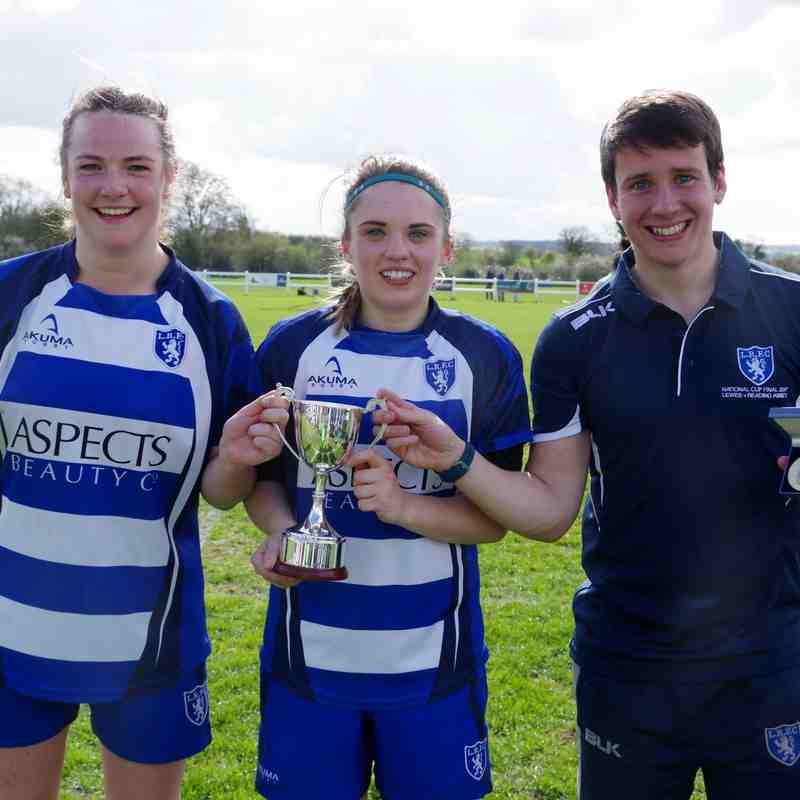 Ladies beat Reading Abbey in RFC National Junior Cup - 1 April 2017 (Part 3)
