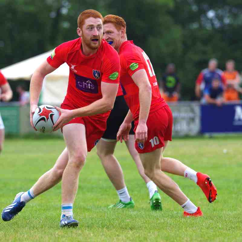 SDC Old Boys at Worthing Sevens - 15 July 2017