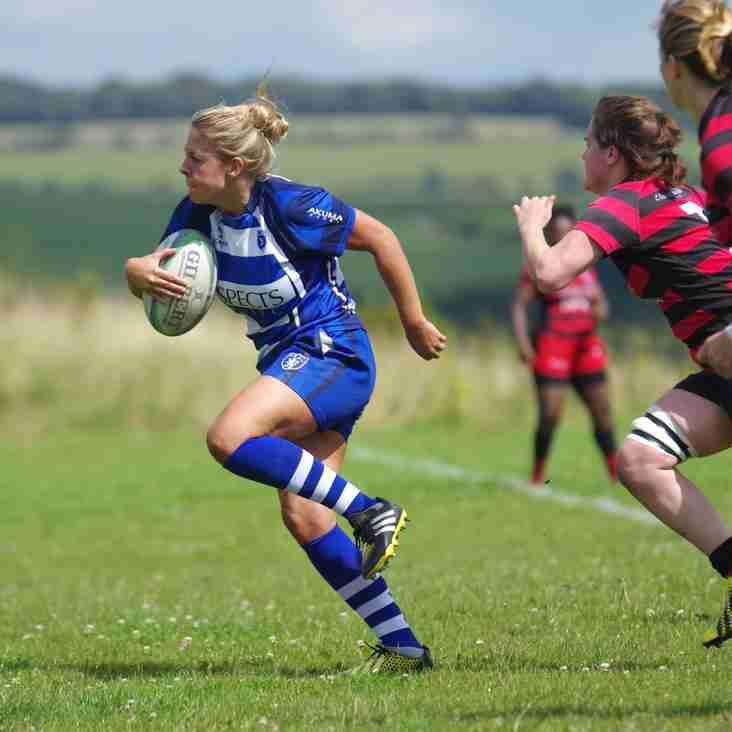 Lewes Ladies kick-off new season against tough competition Blackheath WRFC