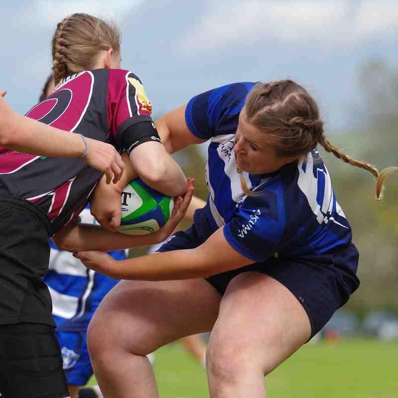 Ladies' Second XV vs Cranbrook - 8 October 2017