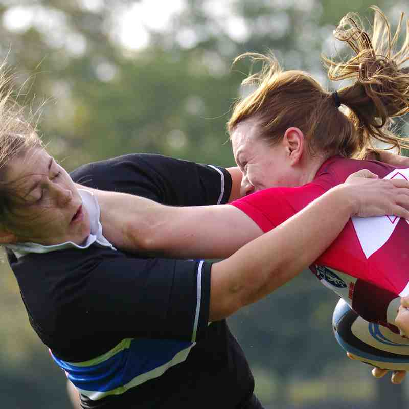 Ladies' First XV vs St. Francis - 15 October 2017