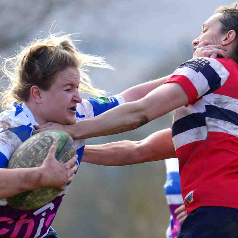 Ladies First XV vs Hammersmith and Fulham - 11 March 2018