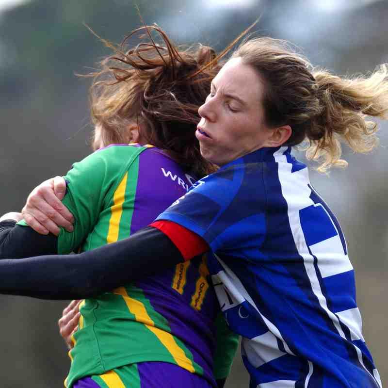Ladies' Second XV vs Heathfield and Waldron - 25 March 2018