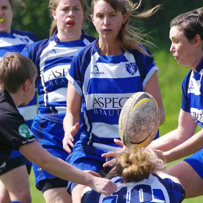 Ladies' Second XV vs Burgess Hill - 22 April 2018