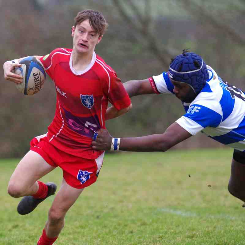 Men's Firsts vs Hastings and Bexhill - 12 January 2019
